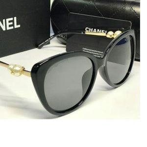 100%Authentic Chanel Butterfly sunglasses